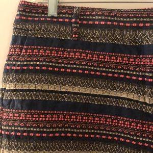 LOFT Shorts - LOFT Patterned Shorts